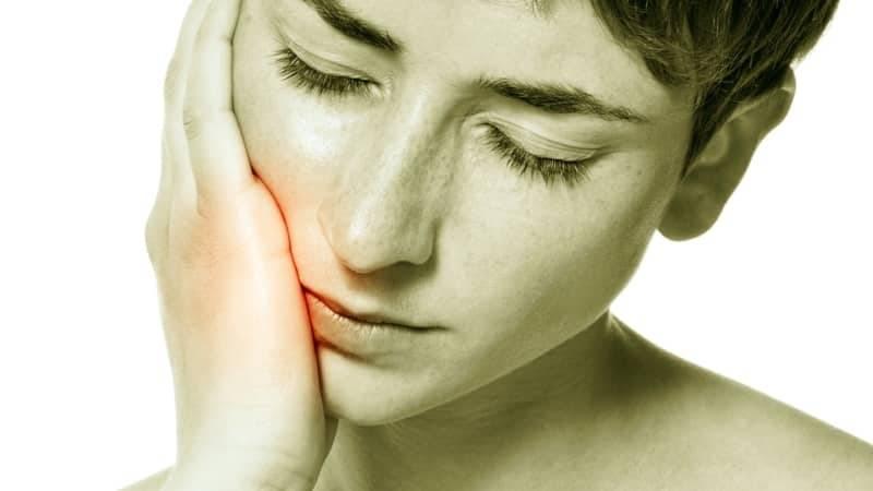 Гранулема на корне зуба